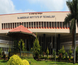 Dr. Ambedkar Institute of Technology Bangalore
