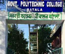 Government Polytechnic college, Batala