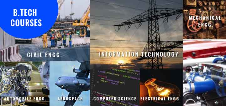 B.Tech Courses - you need to know about it with complete information