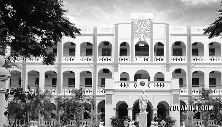 Loyola College BCA Chennai
