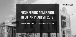 Uttar Pradesh B.Tech admission 2019 - Direct Engineering Admission in UP