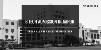 B.Tech Admission in Jaipur 2019 – Direct Engineering Admission in Jaipur