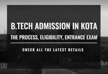 B.Tech Admission in Kota 2019: Direct engineering admission in Kota