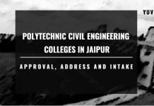 Top Polytechnic Diploma Civil Engineering Colleges in Jaipur 2019