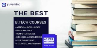 Best B.Tech Courses in Delhi NCR 2020